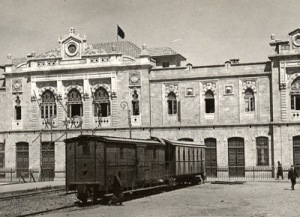 damascus-hejaz-station